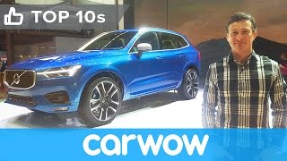 Volvo XC60 2017 - all you need to know about this Audi Q5 rival | Top10s