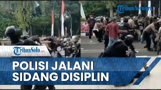 Polisi yang Banting Mahasiswa hingga Kejang-kejang di Tangerang Kini Jalani Sidang Disiplin