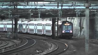 preview picture of video 'TGV à Charenton-le-Pont (1) 4km de Paris-Gare de Lyon'