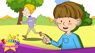 Bạn đang làm gì đấy? (Trình bày progressive) - bài hát tiếng Anh cho trẻ em