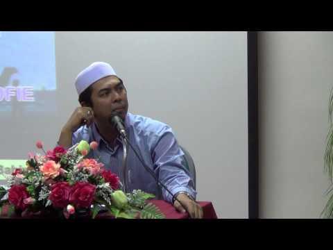 Ceramah Ramadan 1 oleh Ustaz Ghadafi