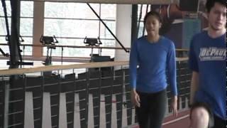 Student Spotlight: Coach Stephanie Williams DePaul University