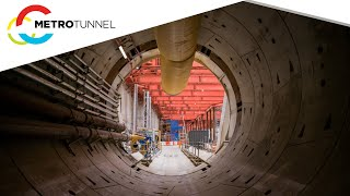 Your underground tour of the Metro Tunnel