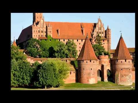 Замок Мариенбург. Польша
