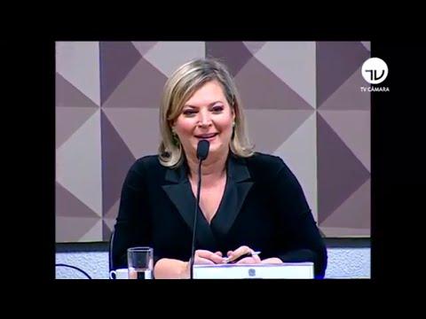 CPMI das Fake News ouve a deputada Joice Hasselmann