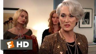 The Devil Wears Prada (3/5) Movie CLIP - Stuff (2006) HD