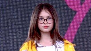 Мария Панюкова (10 лет). Аист на крыше. 02.06.2018.
