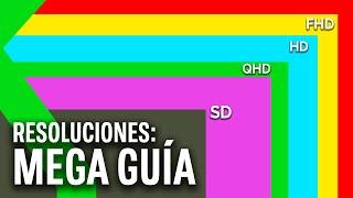 RESOLUCIONES DE PANTALLA: LA GUÍA DEFINITIVA
