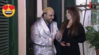 فزلكة عربية 3 الحلقة 4 | فادي غازي - اندريه سكاف | رمضان 2019