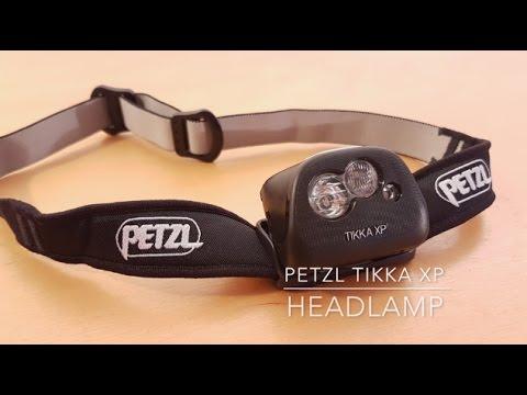 Petzl Tikka XP Headlamp Review
