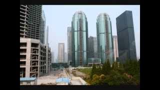 preview picture of video 'Bauimpressionen aus Shanghai und aus der Provinz Zhejiang China'