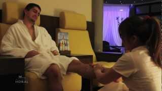 Thajská relaxační masáž nohou