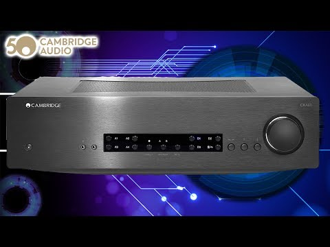 Cambridge Audio C10757K CXA60 Vollverstärker