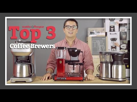 Top 3 Coffee Makers | SCG's Top Picks
