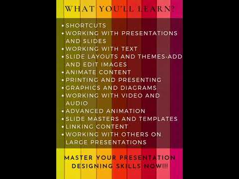 Zest PowerPoint Training Classes - YouTube