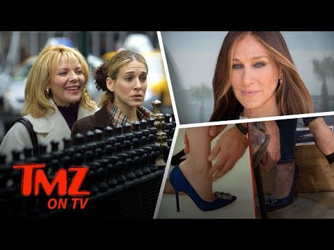 New 'Sex and the City' Feud! | TMZ TV