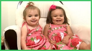 THE CUTEST MATCHING BABIES YOU'VE EVER SEEN!