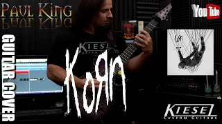 Video Korn - You'll Never Find Me [ Guitar Cover - New Song 2019  ] By