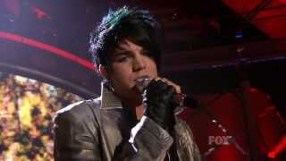 Adam Lambert - Ring Of Fire (American Idol Top 11 Performance)