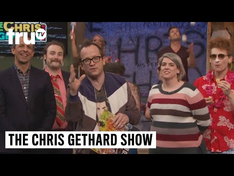 The Chris Gethard Show - Chris's Big Announcement | truTV