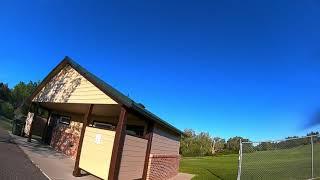 Raw DJI fpv Goggle video from Iflight cidora with caddx vista nebula pro kit