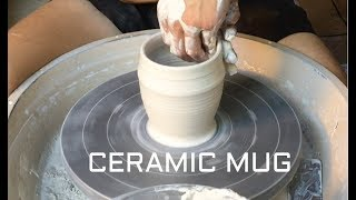 How It's Made: Hand Crafted Ceramic Mug. Part 1