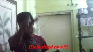 Dre-Don & Tuff Enuff... Vibing (Freestyle on endz)