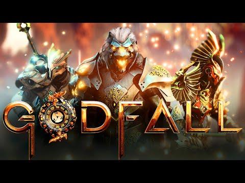 GodFall : trailer de GodFall