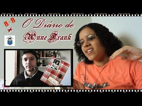 Resenha | O Diário de Anne Frank Part 1 - Feat. Emmanuel Rocha (Litera Science)