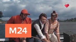 """""""Кинофакты"""": новые подробности фильма """"Трое в лодке, не считая собаки"""" - Москва 24"""