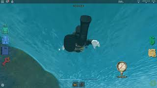 How to get celtic necklace (quest) - ROBLOX Scuba Diving at Quill Lake