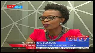 KTN Prime Sports News bulletin - Kenya Rugby Union elections coming up - 15/3/2017