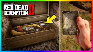 This SECRET Treasure Hunt In Red Dead Redemption 2 Comes With Some Shocking Surprises! (RDR2)
