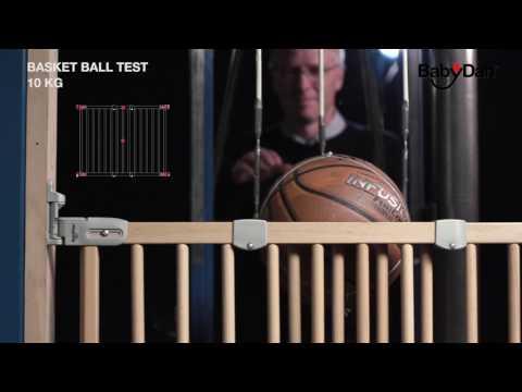 BabyDan Safety Gate Testing