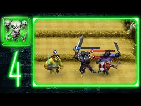 Castle Crush - Gameplay Walkthrough Part 4