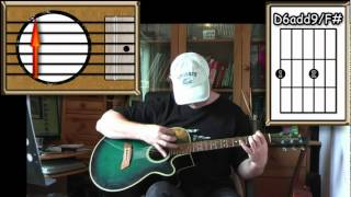 A Horse With No Name - America - Acoustic Guitar Lesson (Easy)