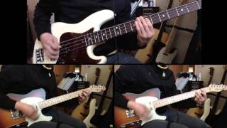 The Kooks  Naive (Guitar & Bass Cover)