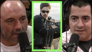 Former Mexican Border Agent on Sicario Accuracy, Cartels Being Designated as Terrorists   Joe Rogan