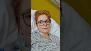 Meine Krebsgeschichte  Teil 20 4 Wochen Krankenhaus
