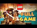 Lego Pirates Of The Caribbean Full Game Longplay ps3 X3