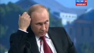Смотреть онлайн Выступление Путина об Украине 2014