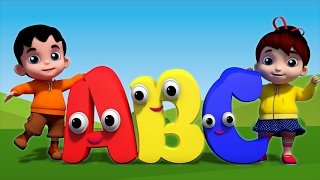 Junior Squad | Kids Nursery Rhymes | ABC Song | Alphabets Song | Learning ABC | Baby Rhyme Jr.Squad