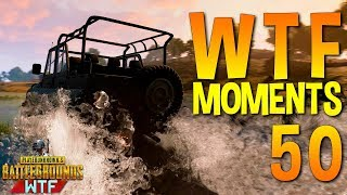 PUBG WTF Funny Moments Highlights Ep 50 (playerunknown