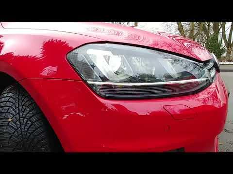 Abbiegelicht , Kurvenlicht (AFS) Fehlermeldung Golf7 TSI