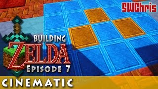 Minecraft Building Zelda #7 :: Constructing Hyrule Castle (A Link To The  Past