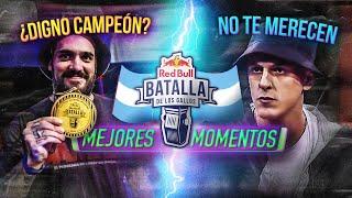 ¿IMPREDECIBLE O DECEPCIONANTE? *¡EL ROBO DE LA NOCHE! | Red Bull Argentina 2020