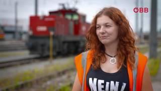 Johanna Brunnhofer  - Jüngste Lokführerin