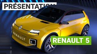 Renault 5 électrique : l'incroyable retour vers le futur !
