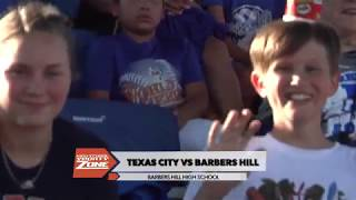 Barbers Hill vs Texas City Softball 4-27-19