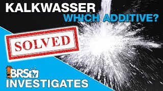 Comparing Different Kalkwasser Additives with Certified ICP-MS Testing - BRStv Investigates